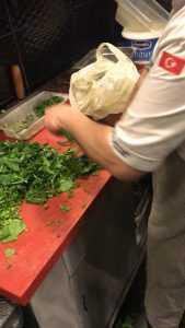 Aşçı Yardımcılığı Nedir,Görevi, Aşçı Yardımcılığı İşii