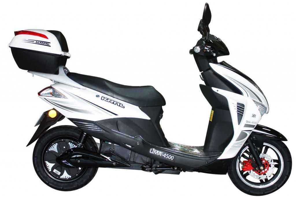 Kral Lima Elektrikli Bisiklet Scooter