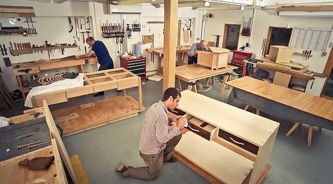 mobilyacılık,mobilya imalathanesi, çırak