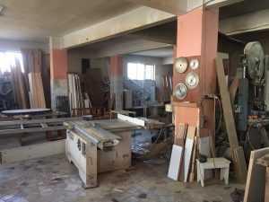 mobilyacılık mesleği, mobilyacı dükkanı