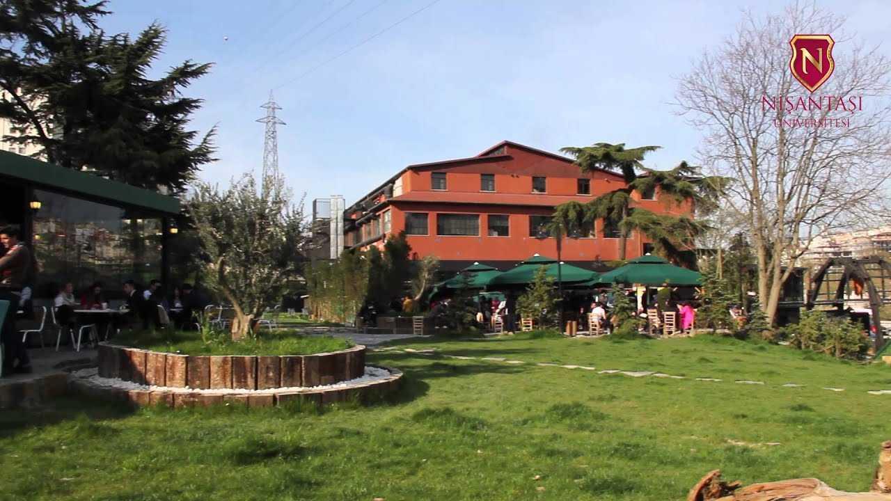 Nişantaşı Üniversitesi Kampüs Cafeler